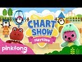 Let's Have Some Fun | Pinkfong Baby Shark Chart Show | Pinkfong Show for Children