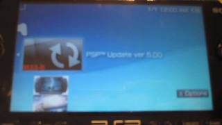 How To Downgrade PSP 6.60 To 5.00 m33-6 CFW (Tutorial)