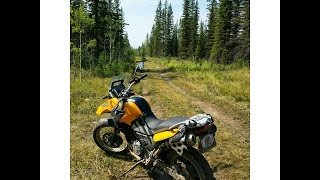 2013 BMW 650 GS Review