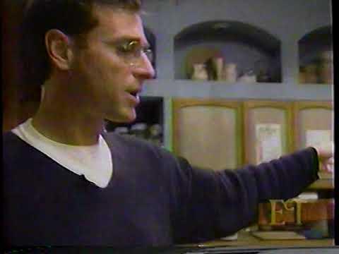 Bob Saget From Full House On ET - 1994