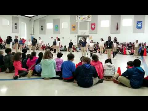 Little Beaver Soul Steppers Step Team l Neelys Bend Elementary School l 3rd & 4th Grade