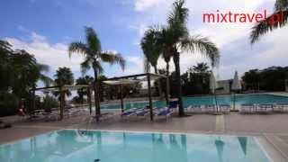 Hotel Le Dune Village Torre Faro Sycylia | Sicily | mixtravel.pl