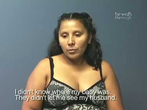 Shackled and Detained: A Pregnant Woman's Story