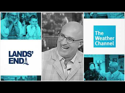 Lands' End + The Weather Channel®: The Best Is Yet To Come