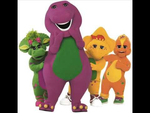 Barney - Just Imagine (Christmas Star)