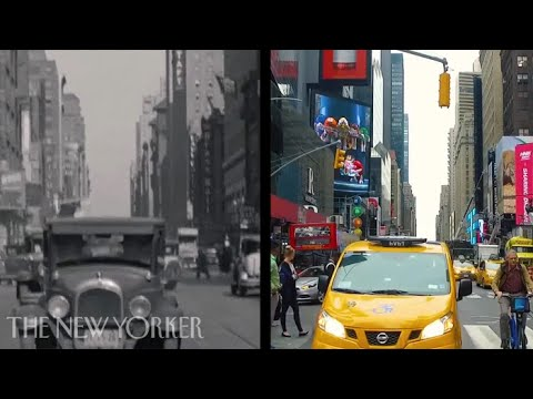 American Cities Then & Now: See How New York, Los Angeles & Detroit Look Today, Compared to the 1930s and 1940s