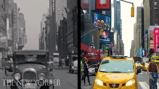 Eighty Years of New York City, Then and Now | The New Yorker