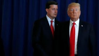 Trump breaks silence on Rob Porter abuse allegations