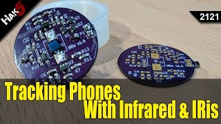 Tracking Phones with Infrared and IRis - Hak5 2121