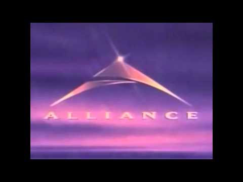 Alliance Television Logo (1991, fanmade)