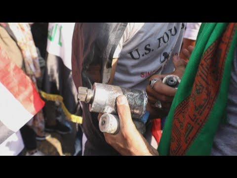 شهود عيان: إيرانيون استهدفونا في ساحة التحرير ببغداد  - نشر قبل 6 ساعة