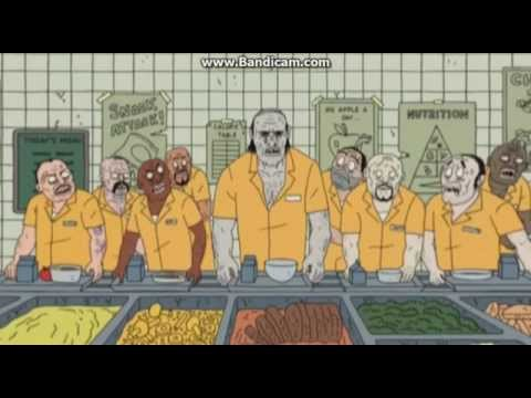 Superjail - the creative type