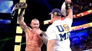 Randy Orton & John Cena Vs Edge & Sheamus • Raw •  Recap 14/6/10