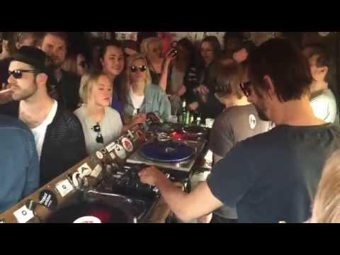 Ricardo Villalobos live @ Club der Visionäre Berlin / first of may 2015