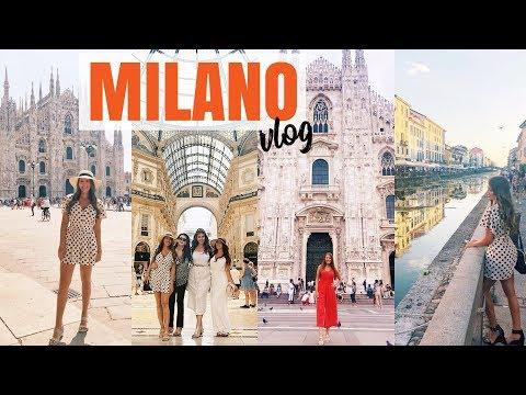 Milan, Italy In 2 Nights   Exploring Milano Vlog