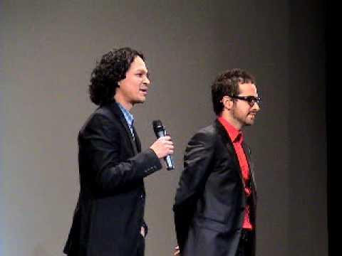 Ernesto Contreras y José Manuel Cravioto Teatro Diana FICG 2010