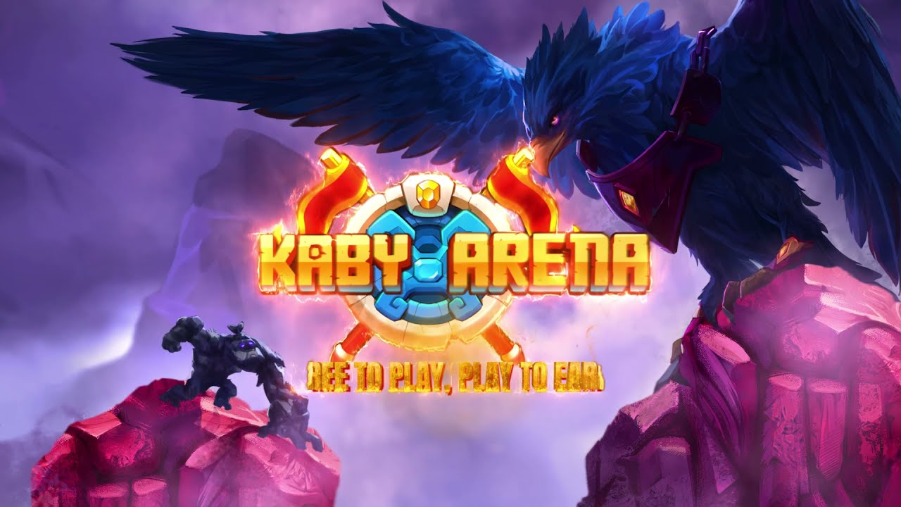 KABY ARENA Game Trailer - YouTube