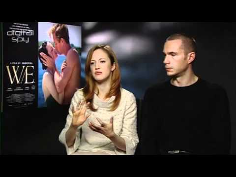 Andrea Riseborough and James D'Arcy on Madonna's 'W.E.'
