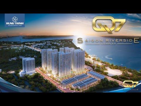 Bán căn hộ chung cư tại Q7 Saigon Riverside, Quận 7, Hồ Chí Minh