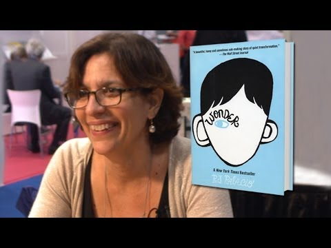 Choose Kind: Author R J  Palacio Discusses Wonder