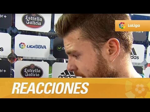 "Illarramendi: ""No hemos merecido ganar"""