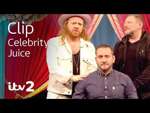 Twisting My Mellor Man  Celebrity Juice  ITV2