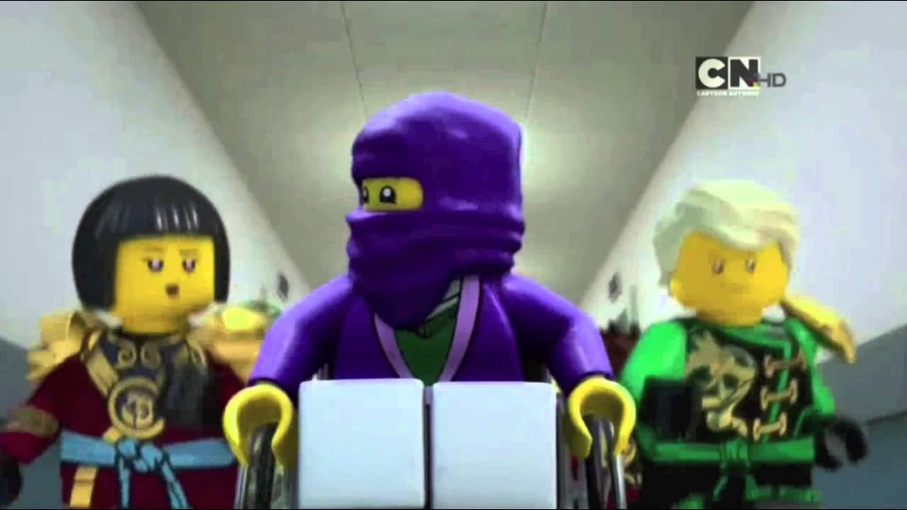 Ninjago episode 55 infamous review youtube - Ninjago episode 5 ...