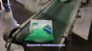 cf8 200 automatic rotary salt packing machine zengran pack
