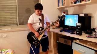 sweet chiled o mine guitar cover