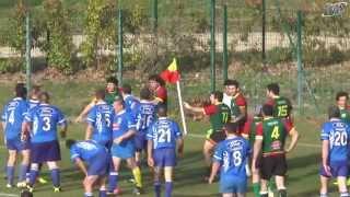 Bagarre rugby Brignoles - Porto Vecchio