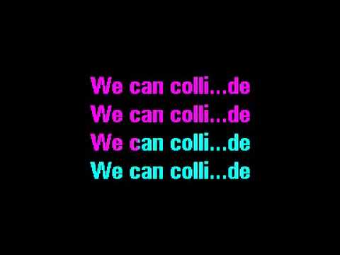 Leona Lewis-Collide (karaoke - full version)