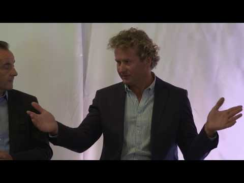 11th Hour Racing Panel Discussion during America's Cup World Series