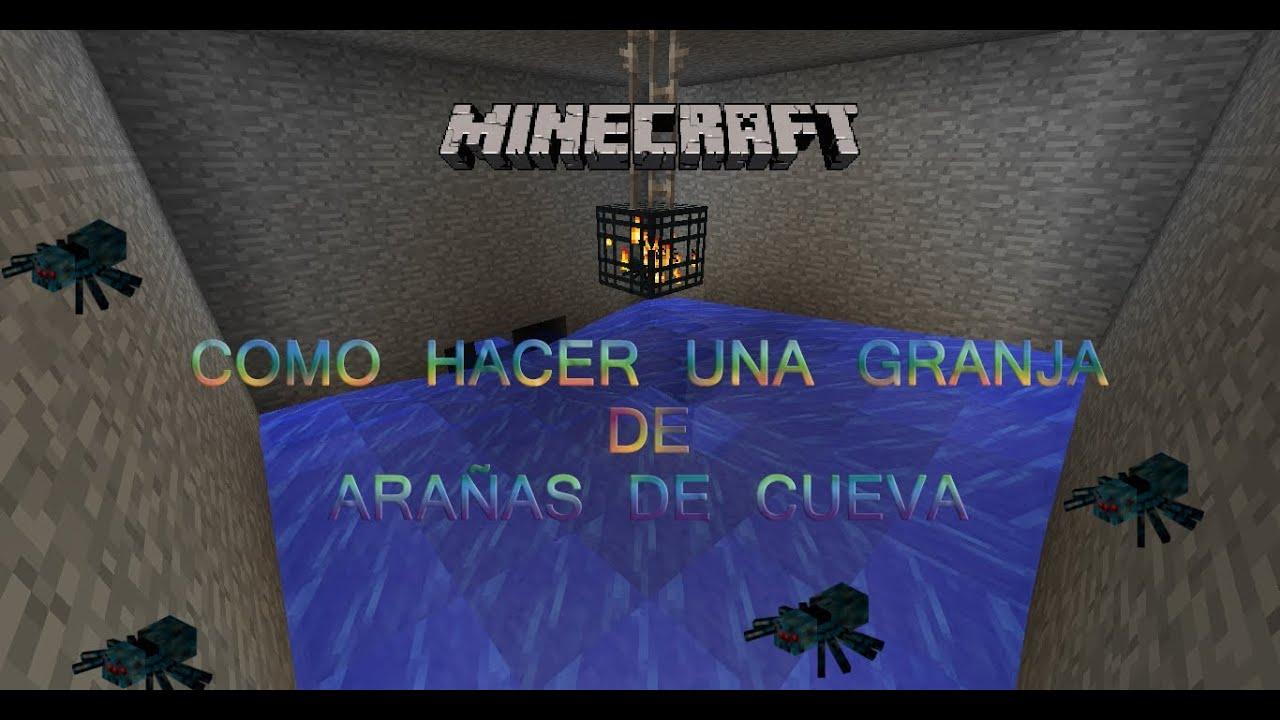 Minecraft tutorial como hacer una granja de experiencia for Como hacer una granja de peces