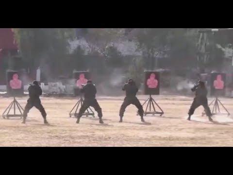 Shoot Like a Ninja - SSG
