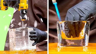 24 COOL HACKS, CRAFTS and experiments with ICE
