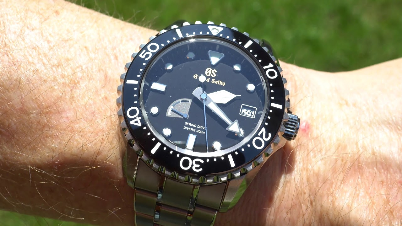 Grand Seiko The Best Watch Ever In 4k Uhd