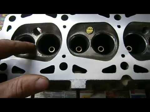 Audi 80 - сборка двигателя 1.9 (SD)