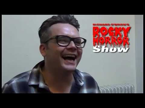 Rocky Horror Show Interview with Paul Cattermole 15 August 2016
