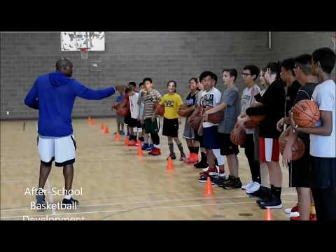 After-School Basketball Academy - Edmonton