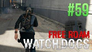 WATCH DOGS Free Roam Gameplay #59 - T-Bone Turn (WatchDogs Bad Blood Single Player Free Roam)