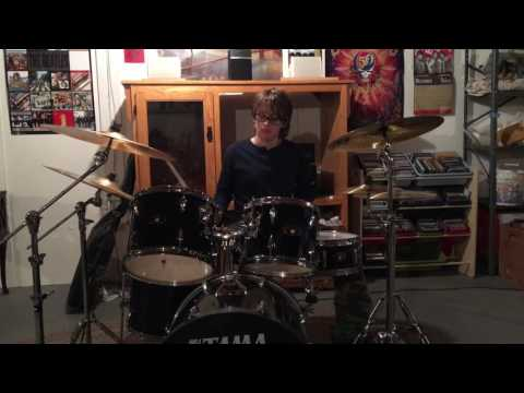 """Rock Stark: The Rolling Stones """"Let It Bleed"""" Drum Cover"""