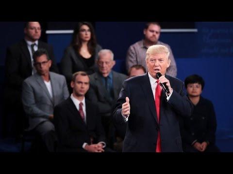 Trump: I'm 'not unproud' of Alicia Machado...