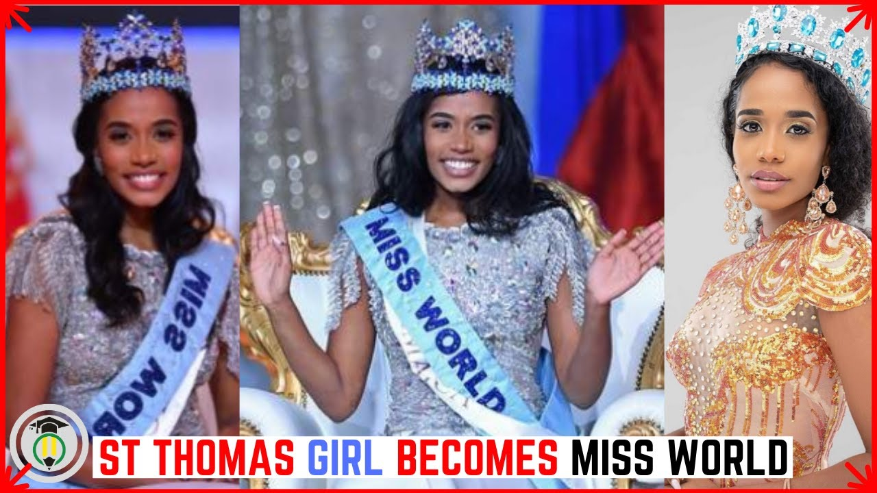 Another One! Toni-Ann Singh of Jamaica Crowned Miss World 2019