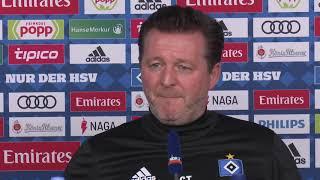 Christian Titz über das 0:5-Debakel gegen Regensburg