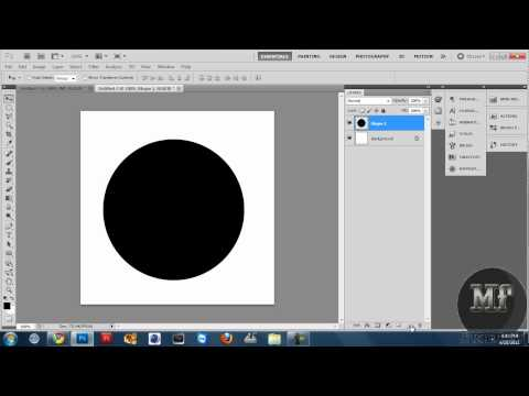 Make A Moon Phase In Photoshop