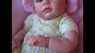 My New Awake Reborn Baby Doll Chelsea