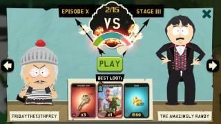 SouthPark Phone Destroyer Episode 10 Level 46 - 50