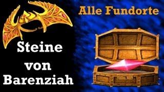 Skyrim - Alle 24 Steine von Barenziah / ungewöhnliche Steine finden (Fundorte & Bedeutung) thumbnail