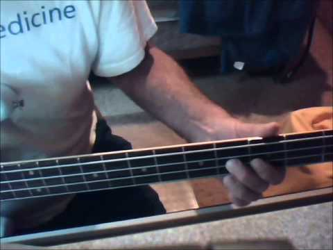 Always Be My Baby (Bass Cover)