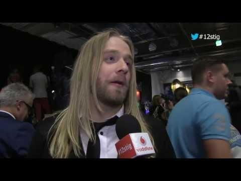 Eurovision 2013 - viðtal við Eyþór